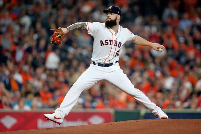 The Cheap Yankees' Decision to Pass on Dallas Keuchel Is Inexcusable