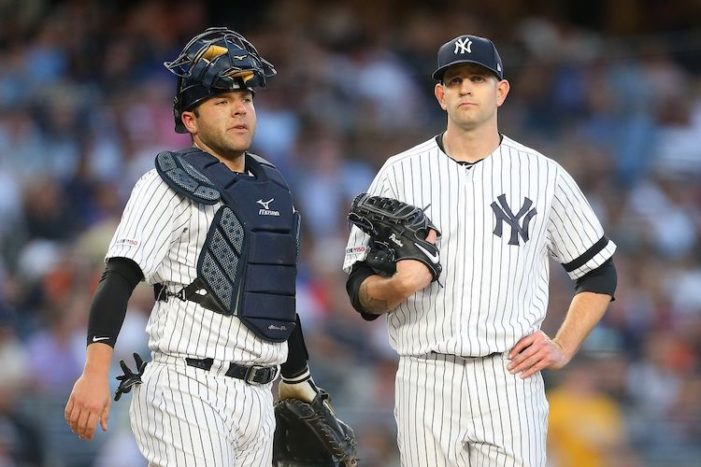 Off Day Dreaming: Yankees' Starting Pitching Will Be What Sends Them Back to Wild-Card Game