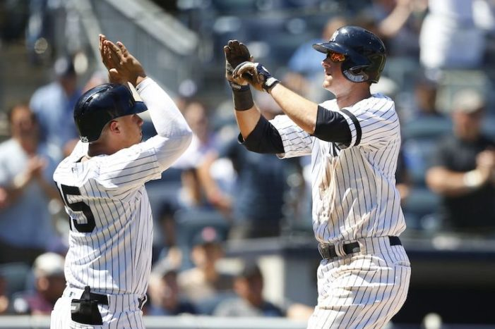 Off Day Dreaming: Yankees Keep Finding Ways to Win