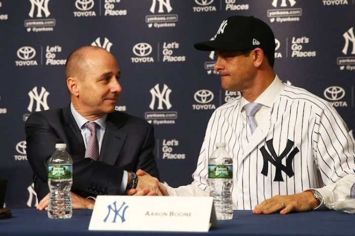 Who Manages the Yankees: Aaron Boone or the Analytics Department?