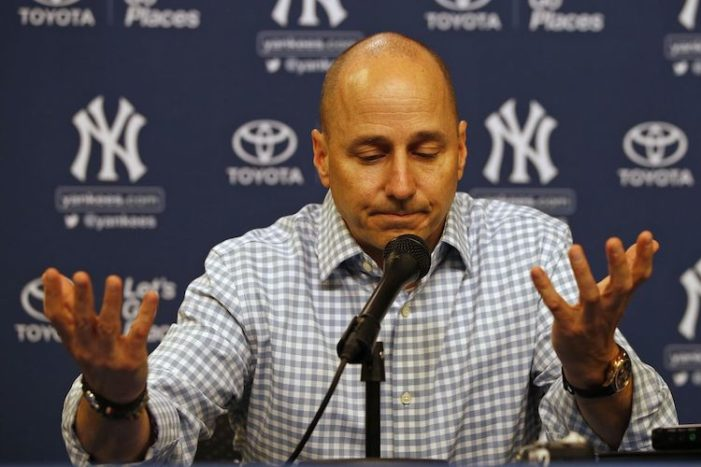 Yankees Once Again Didn't Build Best Possible Roster Before Trade Deadline
