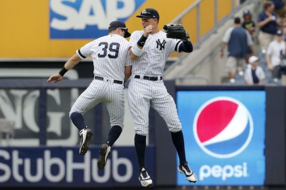 Off Day Dreaming: Yankees Only Have to Worry About Home-Field Advantage and Health
