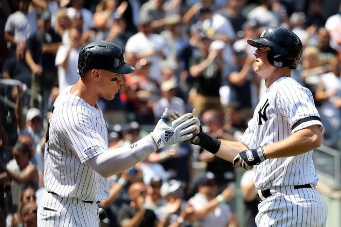 Yankees Return Last Year's Favor and End Red Sox' Season