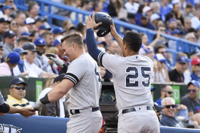 Off Day Dreaming: Yankees Have Two Weeks to Figure Out Postseason Plan