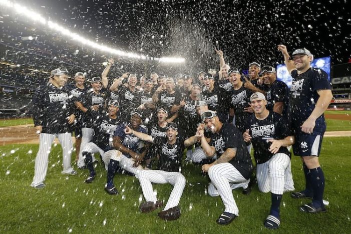Off Day Dreaming: Yankees Draw Best Possible ALDS Opponent