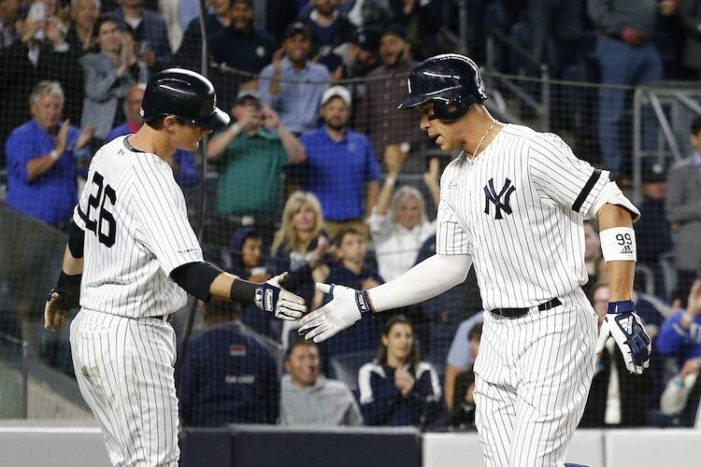 Yankees Podcast: Andrew Rotondi
