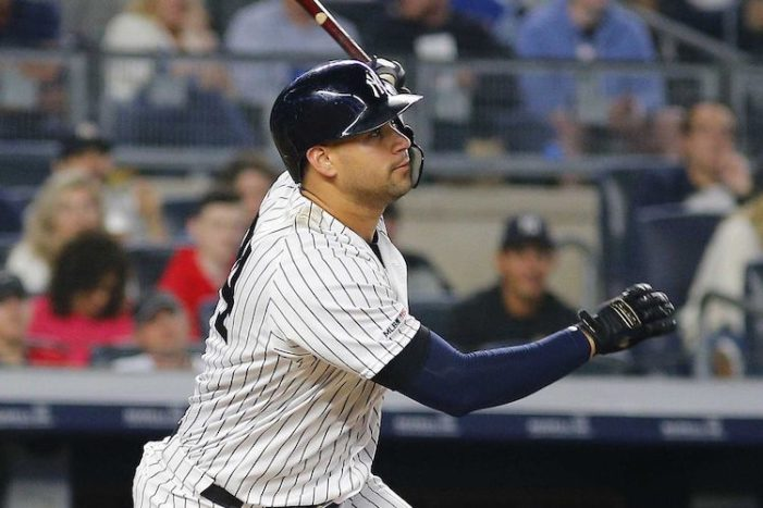 Off Day Dreaming: Home Run-Happy Yankees Make Me Happy