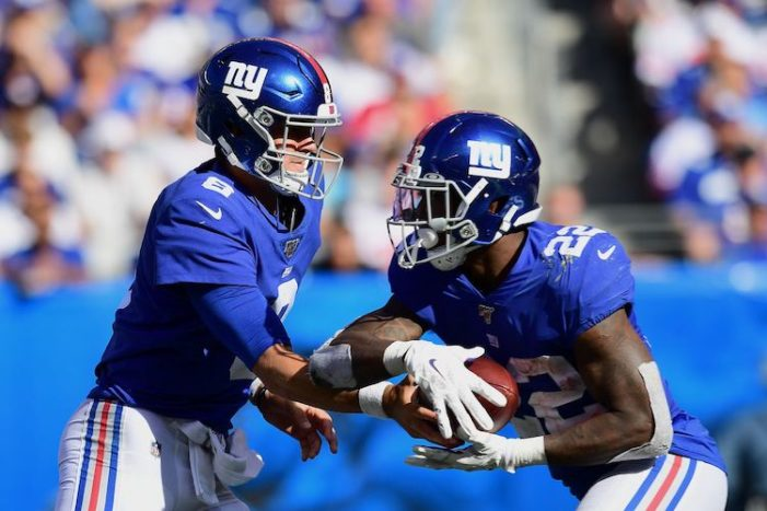 Giants-Redskins Week 4 Thoughts: From 0-2 to 2-0