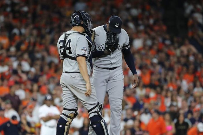 Yankees-Astros ALCS Game 6 Thoughts: Ballgame Over, Season Over