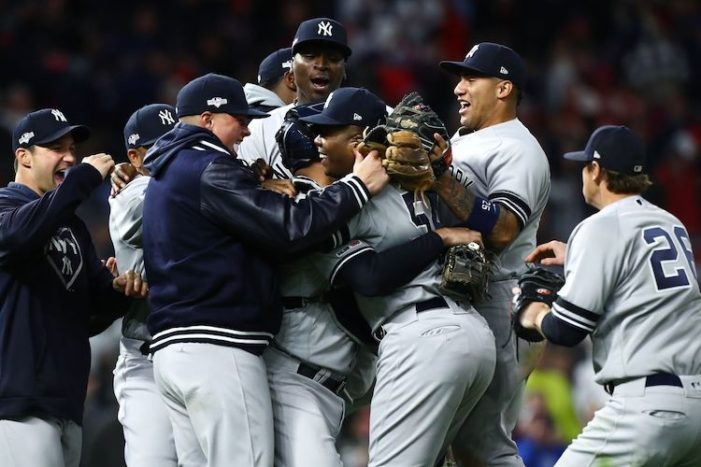 Yankees-Twins ALDS Game 3 Thoughts: Sweep