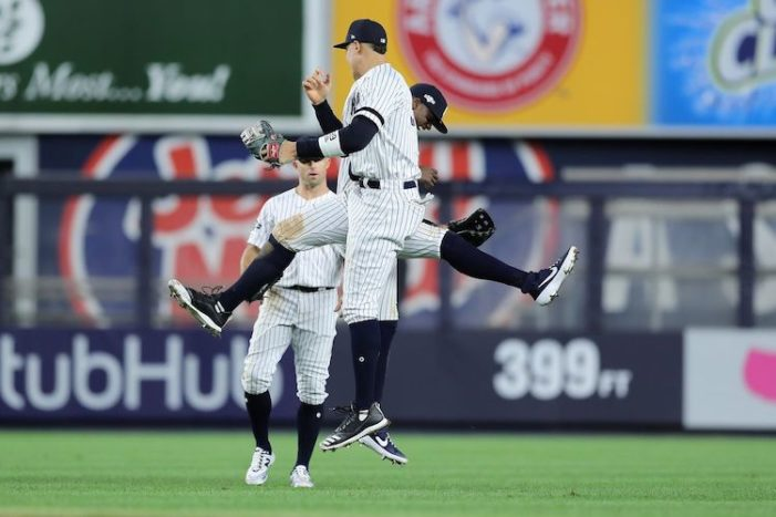 Postseason Off Day Dreaming: Yankees Have Near-Perfect ALCS Setup