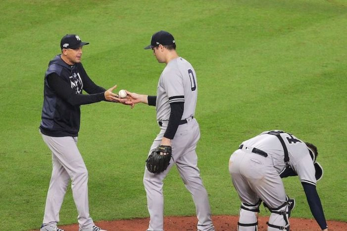 Yankees-Astros ALCS Game 2 Thoughts: A Missed Opportunity