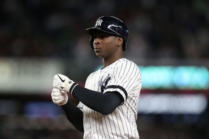 It's Time for Yankees to Move on from Didi Gregorius