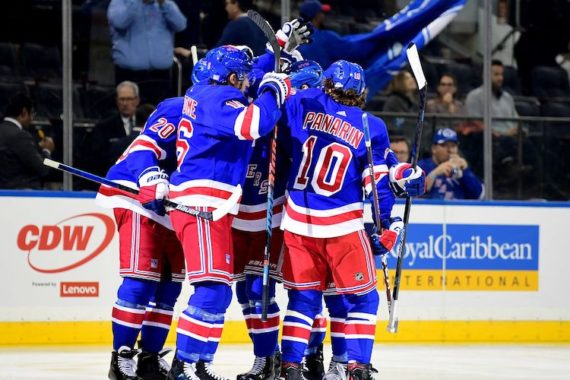 Rangers Finally Headed in Right Direction