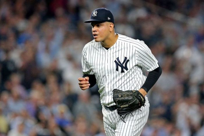 Dellin Betances Deserved to Be a Yankee