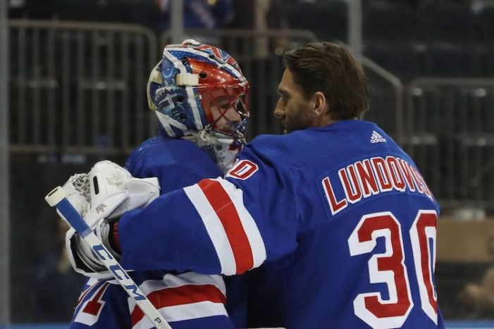Rangers Thursday Thoughts: Goalie Resolution Remains Unclear