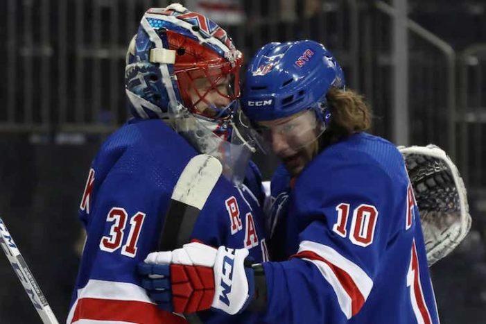 Rangers Podcast: The Igor Shesterkin Era Has Begun