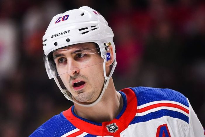 Rangers Thursday Thoughts: Who's Getting Traded?
