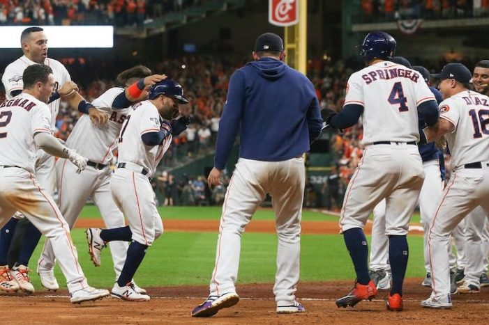 Monday Mail: MLB Has Left It to Opposing Teams to Punish Astros