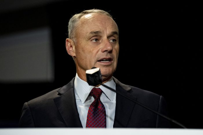 Spring Cleaning: Rob Manfred Can't Protect the Astros in the Batter's Box