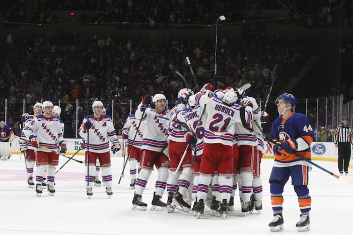 Rangers Thursday Thoughts: Postseason Is a Real Possibility