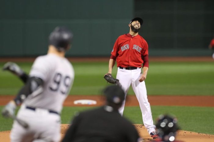 I'm Going to Miss David Price Pitching Against the Yankees