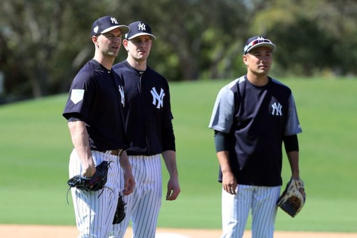Spring Cleaning: Pitchers and Catchers