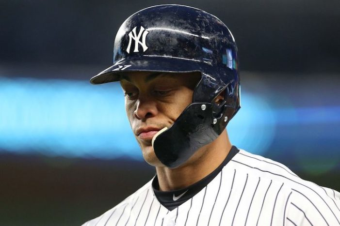 Spring Cleaning: A Fresh Start for Giancarlo Stanton