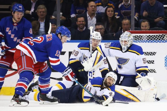 Rangers Thursday Thoughts: Postseason Berth Is Still Possible