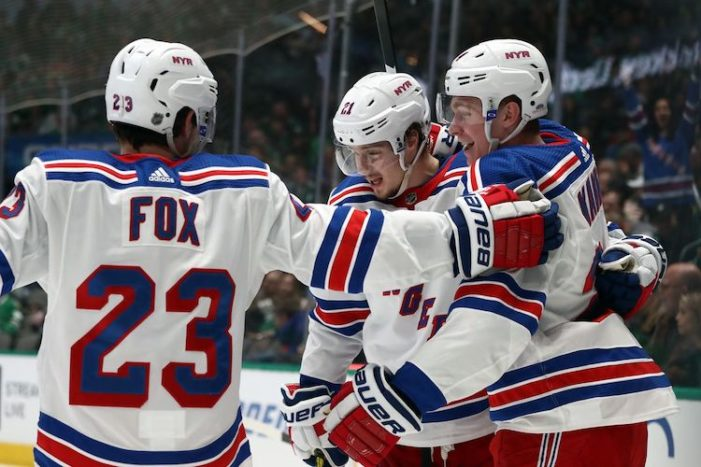 Rangers Podcast: Fix the NHL Point System