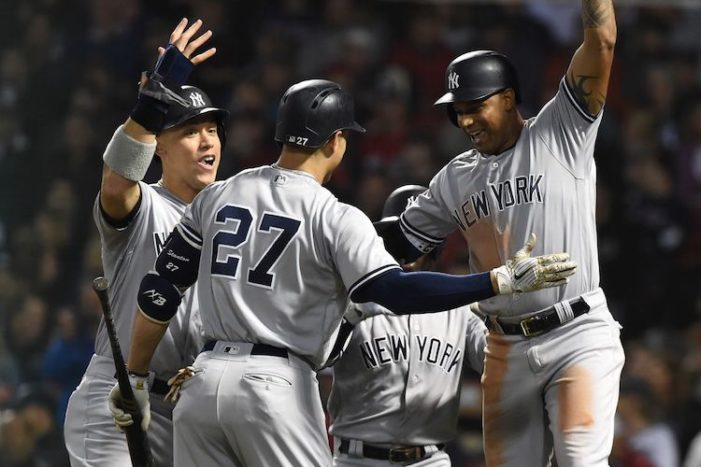 Spring Cleaning: Yankees' Entire Starting Outfield Will Open Season on Injured List