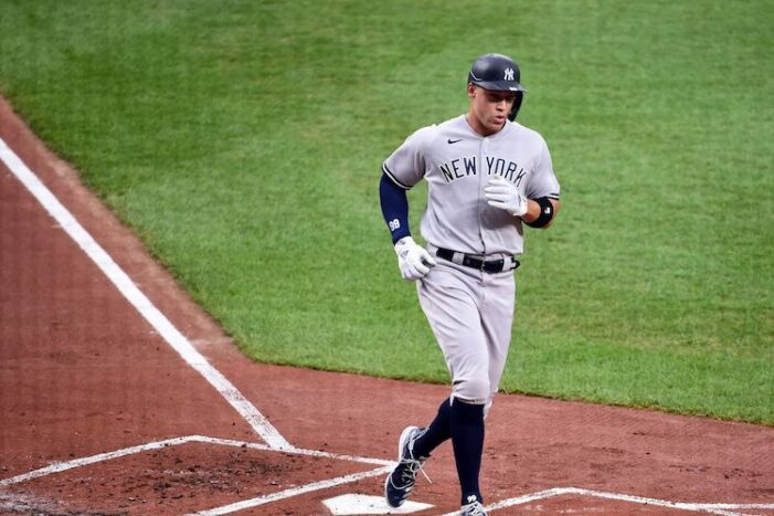 Yankees Thoughts: Yankees Beat Orioles Again, No Thanks to Aaron Boone