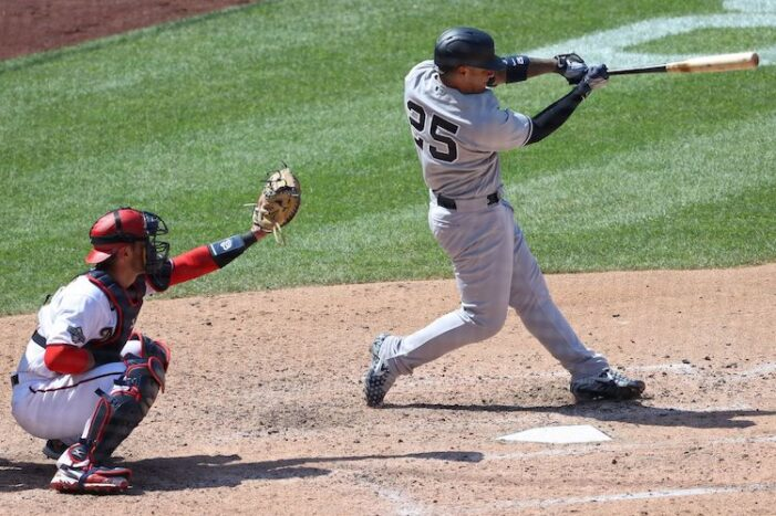 Yankees Thoughts: An Up-and-Down Weekend in D.C.
