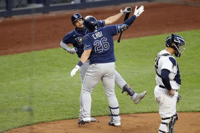 Yankees Podcast: Scared of Rays for Postseason