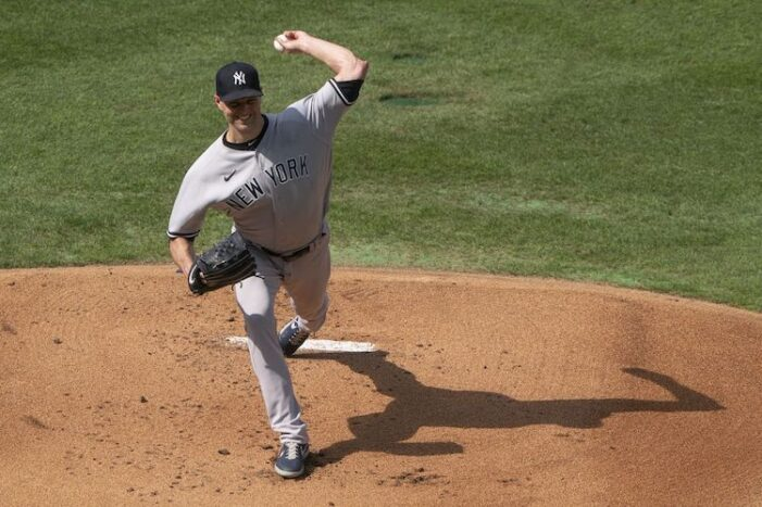 J.A. Happ Can't Start Another Game for Yankees