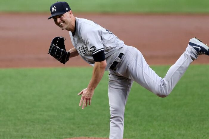 Yankees Podcast: Remove J.A. Happ from Rotation