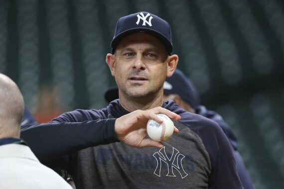 Yankees Thoughts: Aaron Boone Worse Than Ever with Extra Rest for Everyday Players