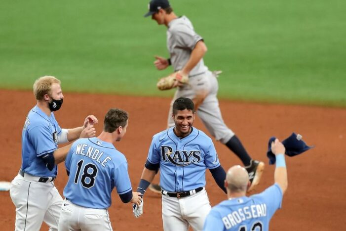 Yankees Thoughts: Tropicana Field Troubles Continue