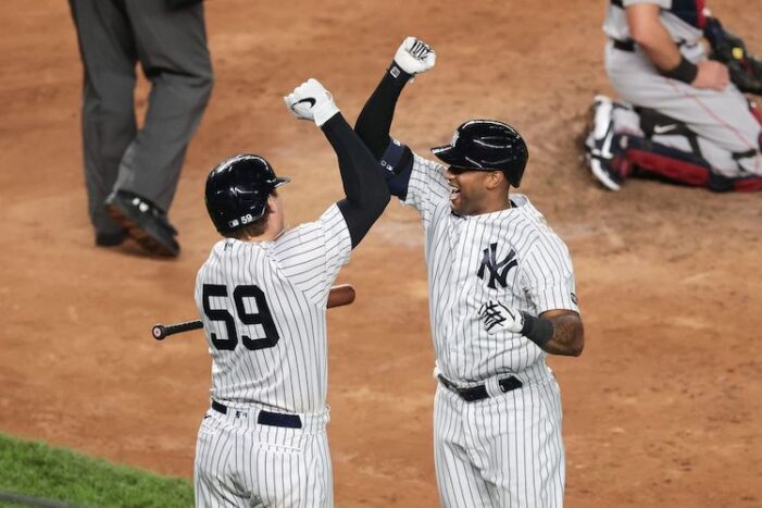 Yankees Thoughts: The Deepest Team in Baseball