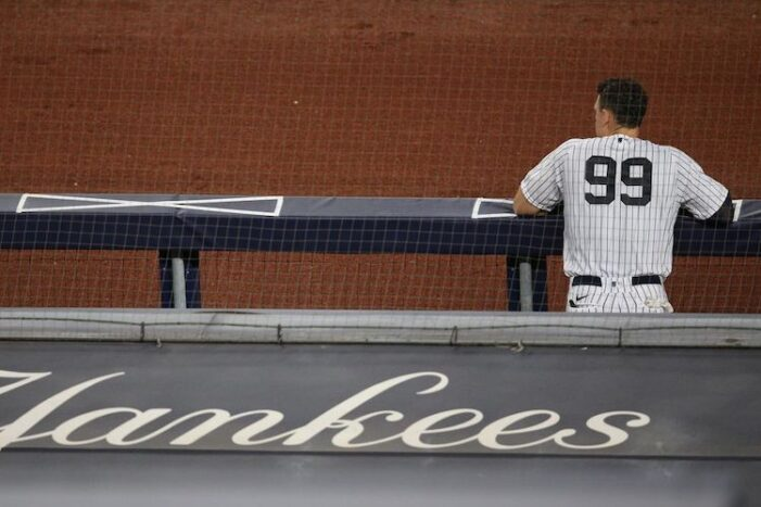 Yankees Podcast: Is Aaron Boone Lying About Aaron Judge?