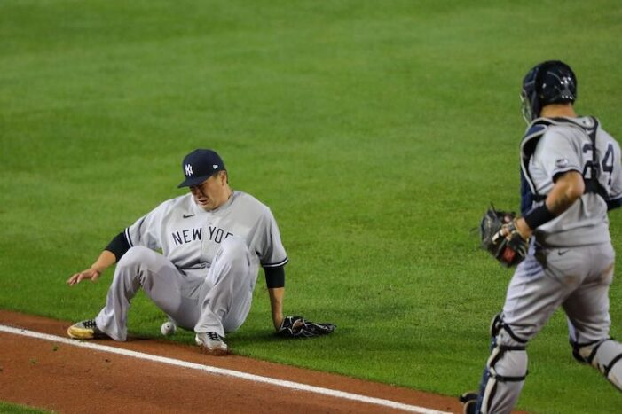 Yankees Thoughts: A Sloppy Week in Western New York