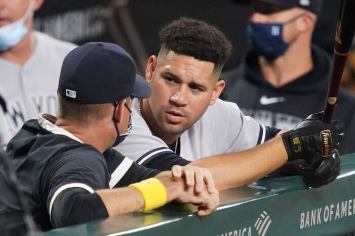 Yankees Thoughts: Aaron Boone Makes Gary Sanchez Team Scapegoat