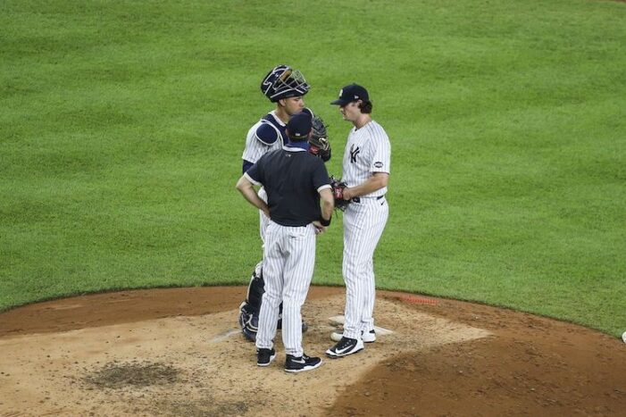What Is Wrong with Gerrit Cole?