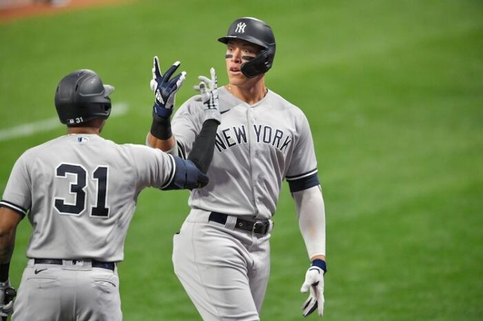 Yankees Podcast: Yankees Embarrass Indians in Game 1