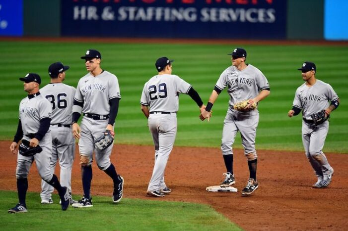 World Series or Bust Once Again for These Yankees
