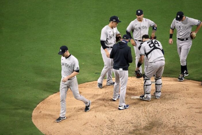 Yankees-Rays ALDS Game 2 Thoughts: Yankees Will Regret Pitching Plan Forever If They Lose Series