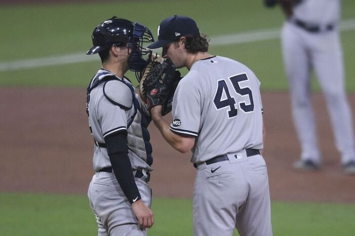 Yankees Podcast: Yankees' Offense Made Sure Gerrit Cole Didn't Cost Them Game 1