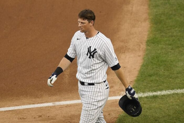 Yankees Podcast: DJ LeMahieu Is 'Dismayed'