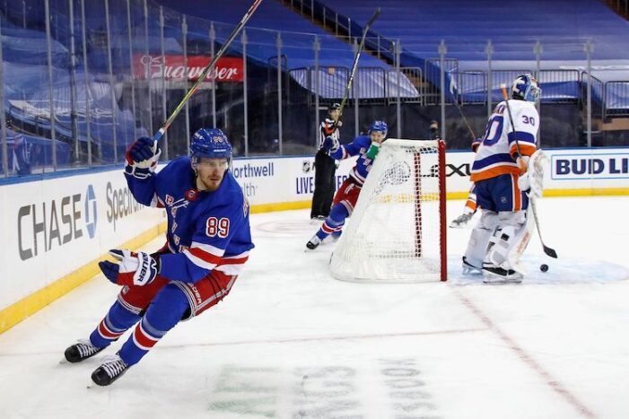 Rangers Podcast: That's More Like It
