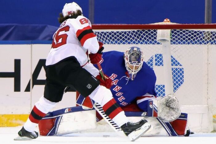 Rangers Podcast: Disappointment Against Devils